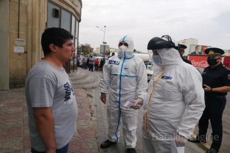 Sumqayıtda koronavirus xəstəsinə cinayət işi açılıb