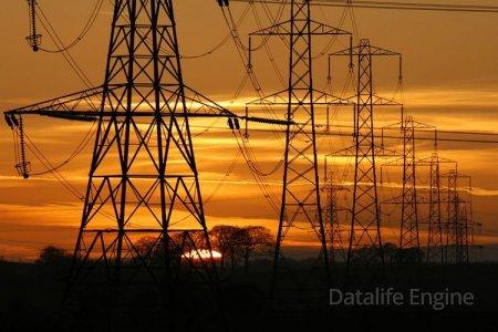 Gürcüstanın Azərbaycandan elektrik enerjisi idxalı 21 % artıb
