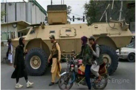 """ABŞ-ın milyardlarla dəyərində silahı """"Taliban""""ın ƏLİNƏ KEÇDİ - FOTOLAR"""